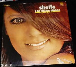 Sheila - Los Reyes Magos (L.P.)