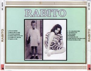 Rabito - 1973 (CD Back)
